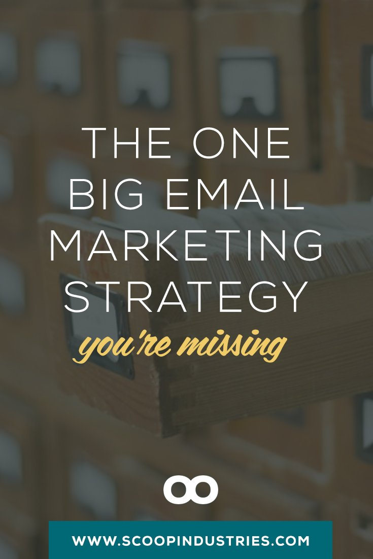 If you run an online-based business, email marketing is the most important tool you have. *PIN* this how-to and use list segmentation and tagging to grow your small business. {And it's easier than you think - email marketing and list growth made simple!}
