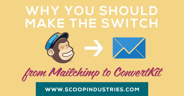 Why You Should Make the Switch from Mailchimp to Seva (Formerly ConvertKit)
