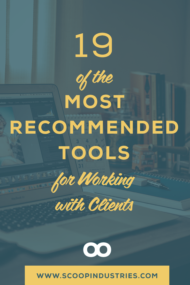 Valuable resource alert! Time is money, that's why as a services business boss you want the right tools and tech to help make running your business so much easier. We've rounded up our fave go-to tools for client management and communications in this post. Pin for Later.