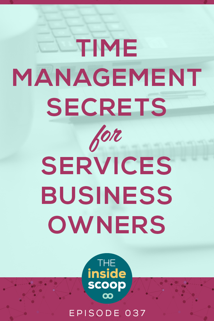 As a solo business owner your time is at a premium and there's a million and one things on your to-do list. . Pin this post to learn 5 secrets of time management success as a freelancer, solopreneur or any biz where you work with clients.
