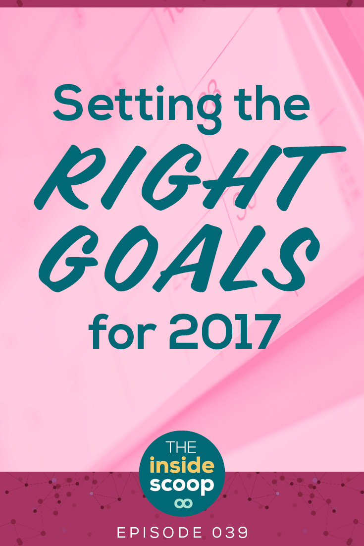 Here's why the path to success for your business is having goals and a roadmap to get it done. Pin to learn why goal setting before the year starts is the best way to set yourself up for success. *Pin for later*