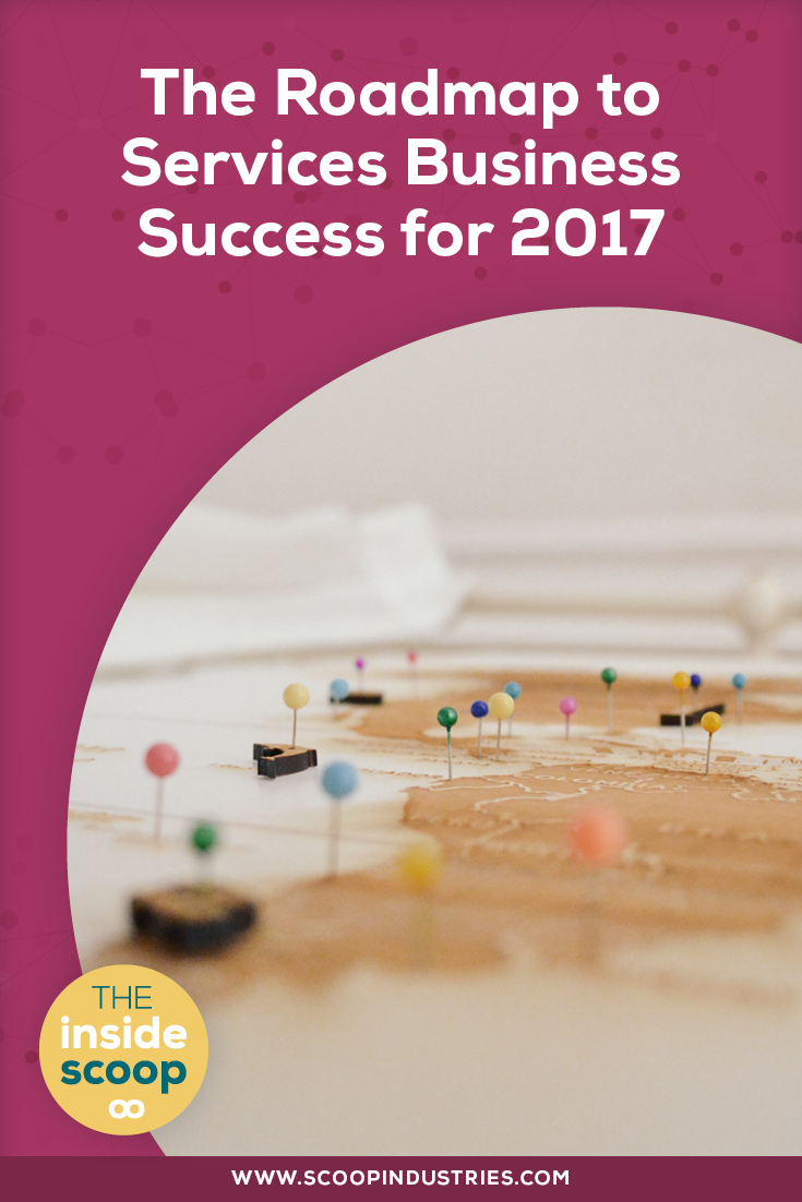 Being a services business owner means you're in charge of all of the big decisions about how to run your business. Click through to check out the roadmap to services business success so you can accomplish your big goals and be more productive