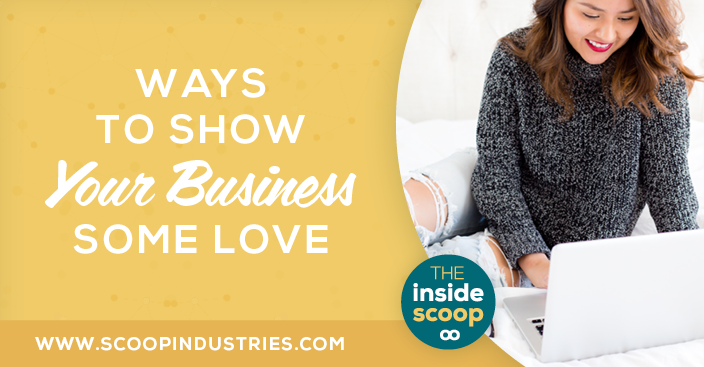 With the daily grind of running a business, some days it's hard to wake up brimming with enthusiasm about what lies ahead. But just like we need to show the people around us some love, our business needs some attention too! Listen in to hear ideas on practical ideas for showing your business more love.