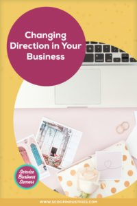 Sometimes in business the best thing is to scrap all the plans and start over. But when you run a services biz, how do you change direction or press reset while still looking professional? *Pin this post to get some tips and hear our latest podcast news* https://scoopindustries.com/episode49/ 