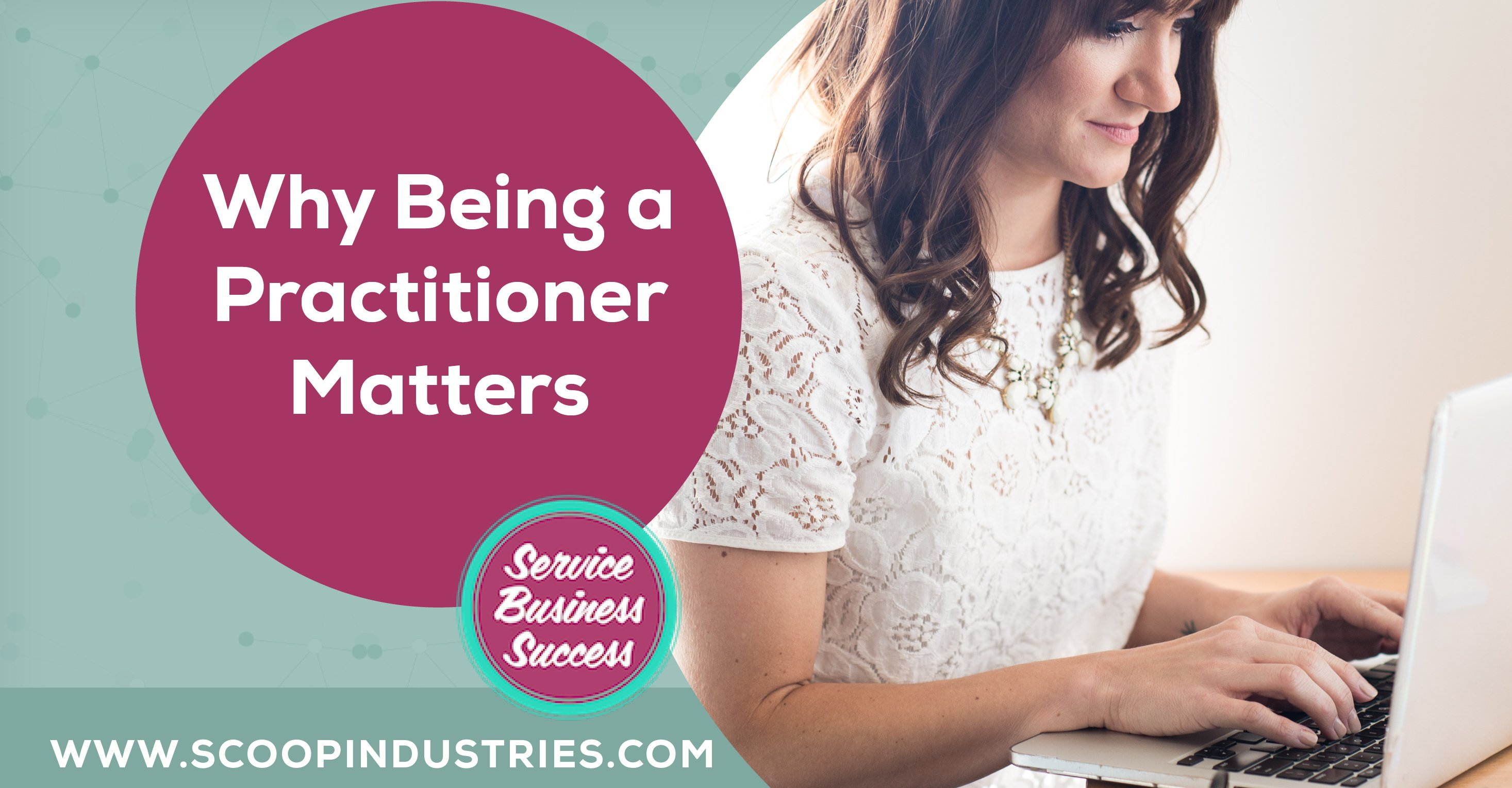 When it comes to the wild world known as the internet, just about anyone with a computer can launch a course or call themselves an expert. But skills and experience are what makes (or breaks!) a services business. Here's why being a practitioner matters.