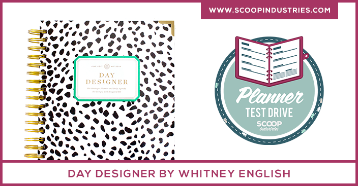 Planner Review: Midyear Flagship Planner from Day Designer