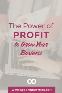 Make sense of profit and other money matters to build your business in a more sustainable way. *Pin this post for later*