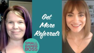 Trying to get yourself booked out means you need clients. But where do you find quality leads? We're sharing our best tips on how to get more clients with referrals. https://youtu.be/KnUxnzEvxBA