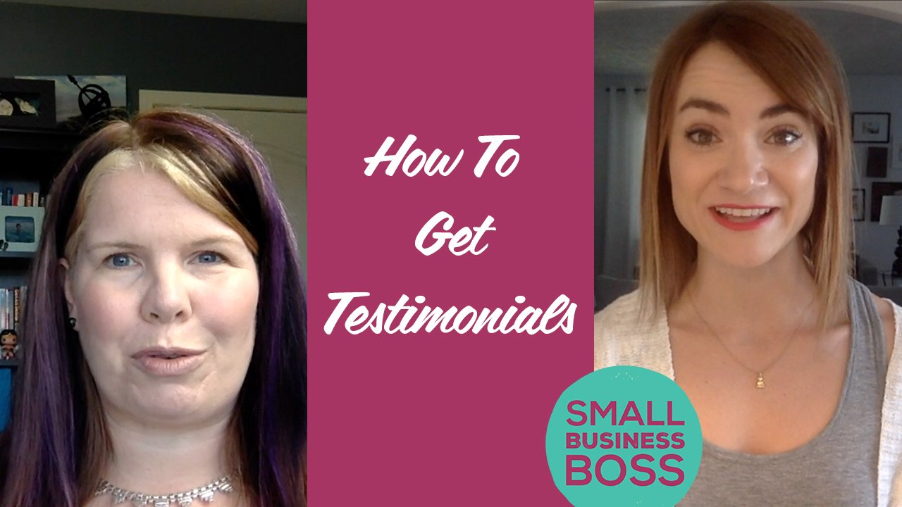 There's no one better way to promote your business than your happy clients. We're breaking down how to get testimonials from your clients without breaking a sweat.