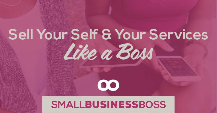 FACT: To sell your services you have to be able to sell yourself. But where do you start? In this episode learn how to sell yourself like the boss you are.