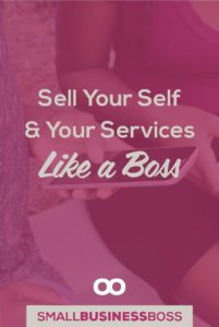 As a small business owner, being able to sell yourself is critical Learn how to how to set yourself apart and sell your services effectively. *Pin this post for later*