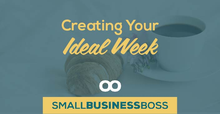We all know that feeling...Monday rolls around and you're motivated to get allll the things done. But somehow, things always seem to go off track. So how do you make a plan you can actually follow through on? Check out these ideas to help you create your ideal work week.