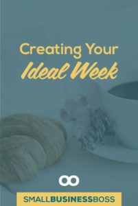 Having a plan in place for how your work week is going to go can make the difference between smooth sailing and a total gong show. Check out these tips for creating your ideal work week. *Pin this post for later*