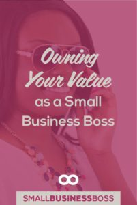 "While it takes confidence to run a small business, we all still have days where we feel like an imposter. ""Fake it 'til you make it"" can carry you a long way, but what if you just stop pretending and embraced the awesome of you and your biz? Check out this week's episode for how to feel like a boss 24/7 and own your value as a small business boss. https://scoopindustries.com/episode-75/ ‎"
