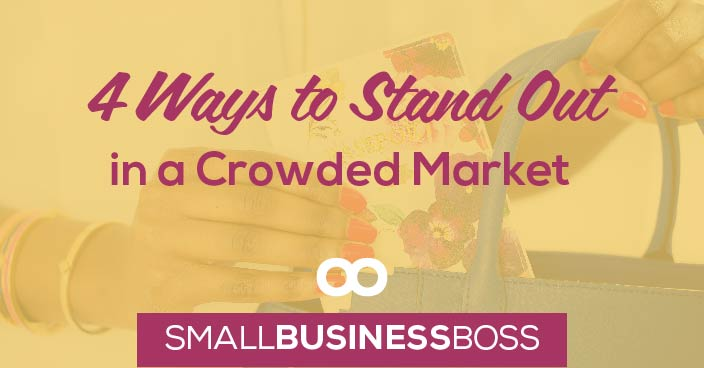 Episode 74: Ways to Stand Out in a Crowded Market